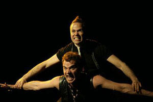 total theatre berkoff