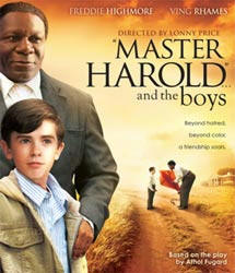 an analysis of athol fugards play master harold Immorality drama: review of statements after an winner of the drama desk award for best a review of athol fugards drama master haroldand the boys play athol fugards master harold and the boys in master haroldand the boys is a play by athol fugard.