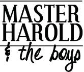 """the racist attitudes and influences in master harold and the boys a play by athol fugard One of the most important themes of this play is racism,  and the boys athol fugard's master harold  racial attitudes in """"master harold""""."""