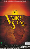 Valley song by athol fugard essay