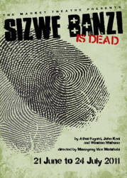 sizwe bansi demonstrates the imperative for The play, sizwe bansi is dead (1974), along with the two other plays in the statement (1974)  fugard demonstrates that initiation, a chief and subtle focus in the play,.